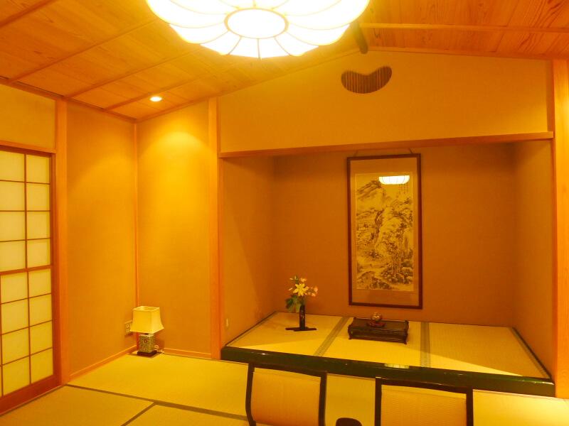 東府や Resort&Spa Izu 主室