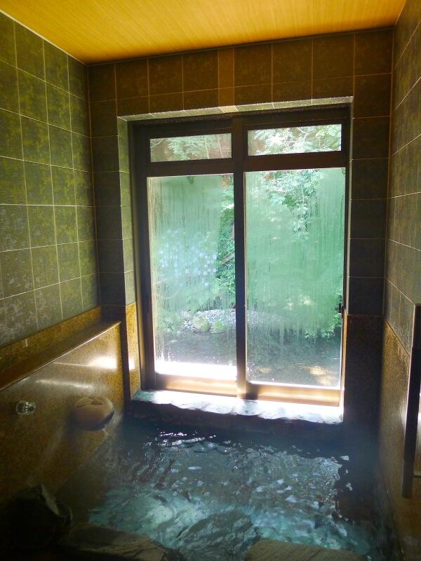 東府や Resort&Spa Izu 源泉かけながしの専用露天風呂