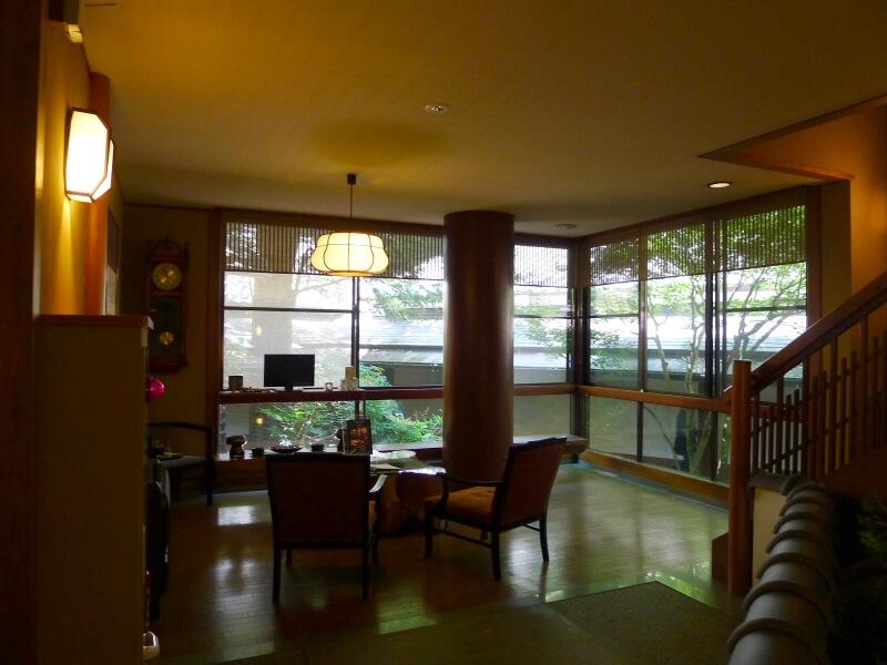 東府や Resort&Spa Izuの休憩スペース