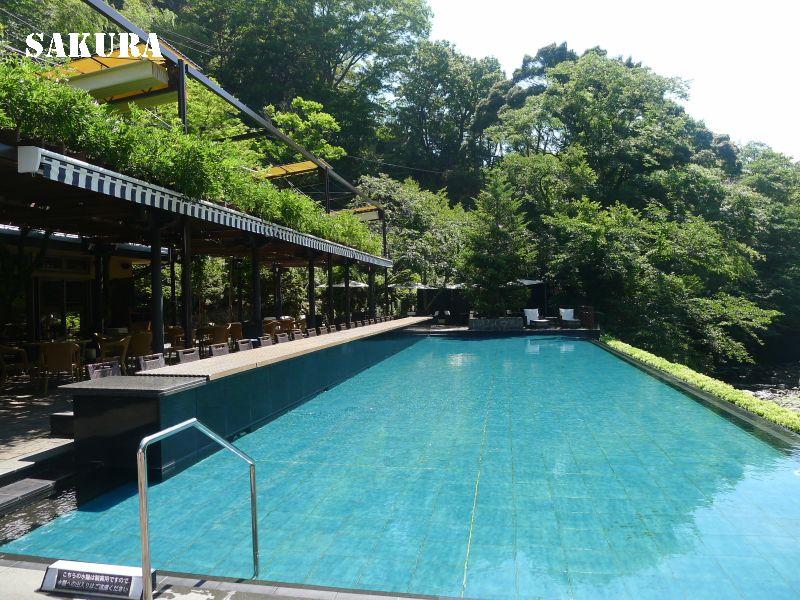 修善寺と伊豆・吉奈温泉の旅⑥東府や Resort&Spa Izu 朝食後は敷地内を散策