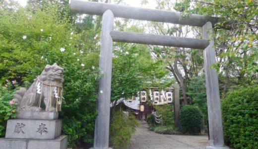 大阪『真田丸』紀行④堀越神社。一生に一度の願いを願いを聞いてくれる神様。