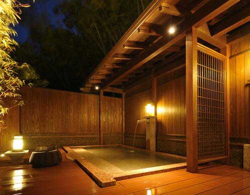 箱根塔ノ沢温泉_山の茶屋 竹の湯「兎」