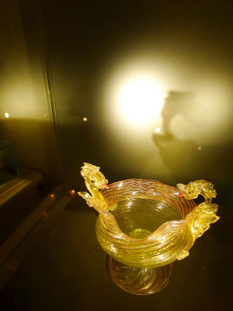 箱根ガラスの森博物館