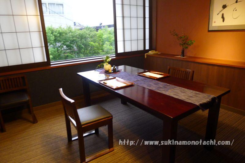長野・諏訪旅行記:その⑤『萃 sui-諏訪湖(すい すわこ)』夕食編:個室食事処でゆっくり食べる絶品料理。お出汁が美味しい優しい味。
