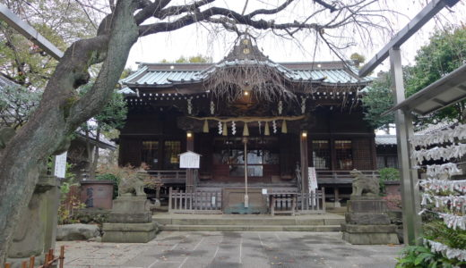 将軍家の信仰も厚かった!東京十社の1つ白山神社に参拝・御朱印を拝受。【文京区】