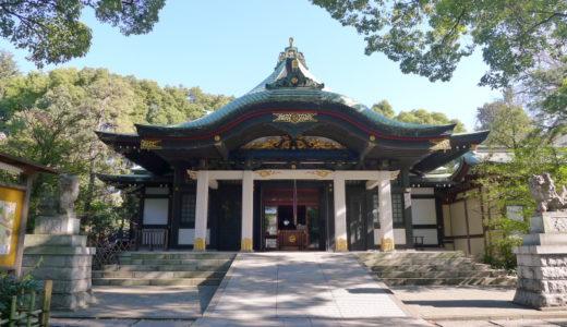 王子の地名の由来、王子神社(王子権現)に参拝、御朱印を拝受【東京都北区】