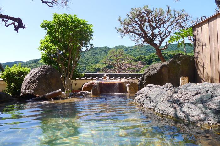 湯河原温泉の若松ゆがわら石亭