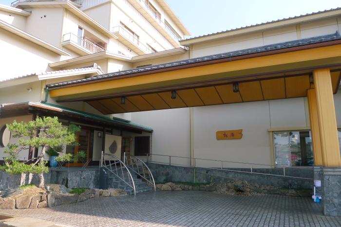 鳥取県皆生温泉湯の宿松月