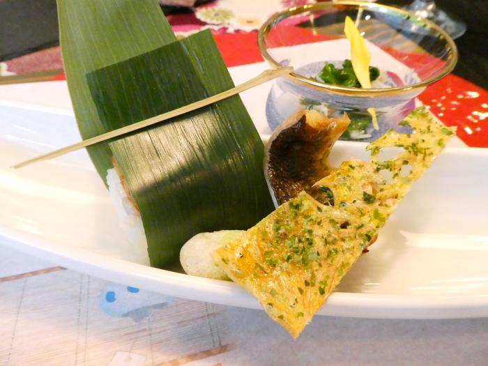 オーベルジュ鈴鐘_夕食 前菜の個別写真