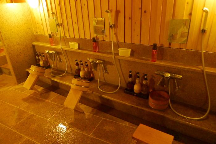 ねの湯対山荘_大浴場のカラン