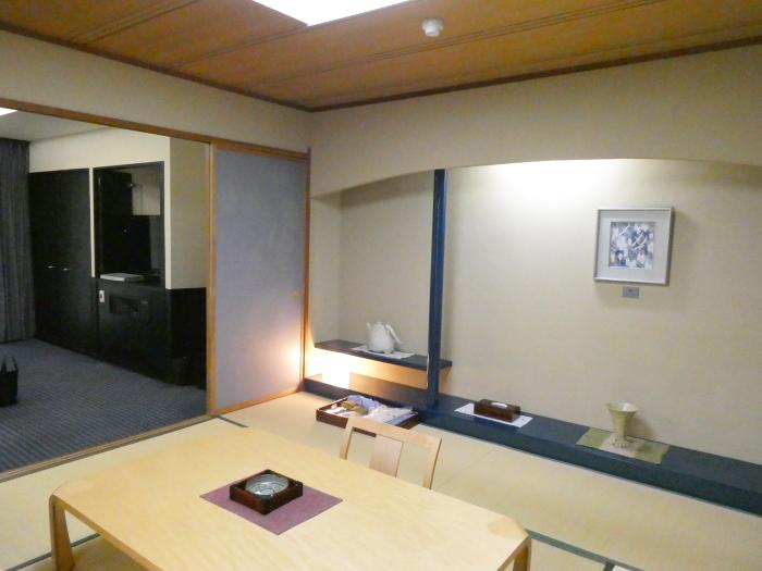 オーベルジュ鈴鐘の藍の和室