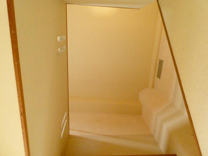 淡路島_うめ丸_露天風呂付き客室 階段