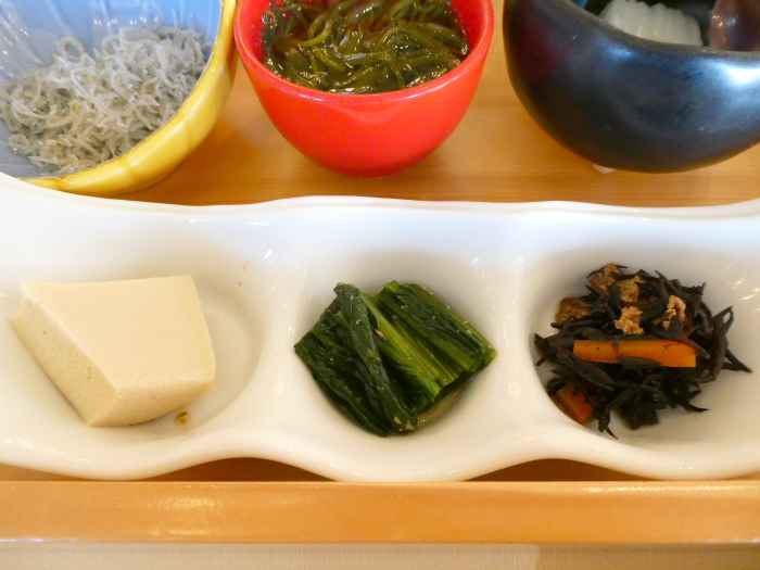 淡路島_うめ丸朝食 ごはんのおとも