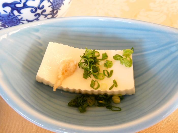 淡路島_うめ丸朝食 お豆腐