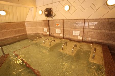 板橋天然温泉スパディオのうきうき風呂