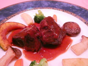 【オーベルジュ・ミヨー】③夕食編*たった一人のための極上フレンチディナー 伊豆高原温泉