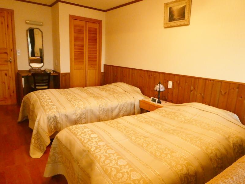伊豆高原オーベルジュミヨーの寝室