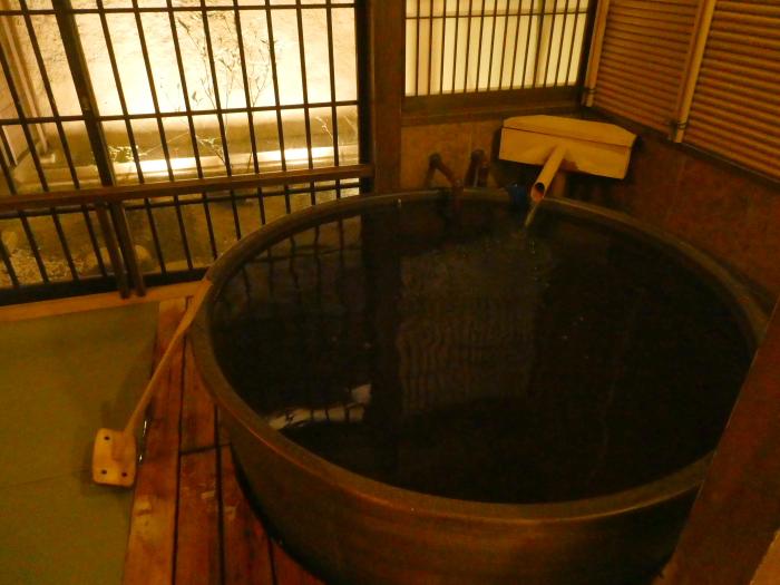 あんこうの宿まるみつの貸切風呂 美藻の湯