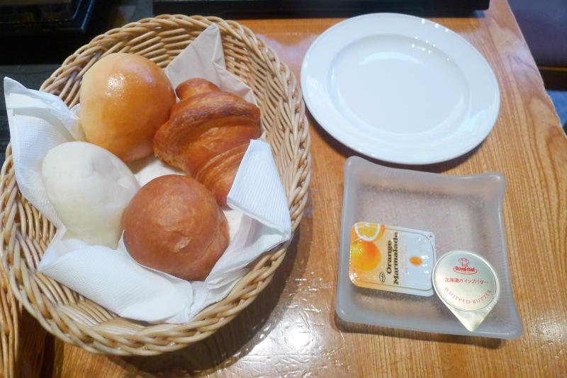 伊豆高原_きらの里の朝食「洋食」