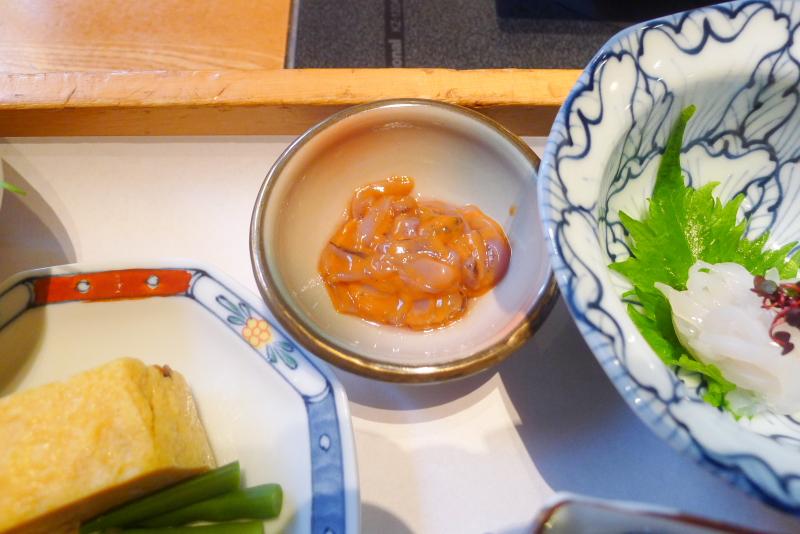 伊豆高原_きらの里の朝食「和食」いかの塩辛
