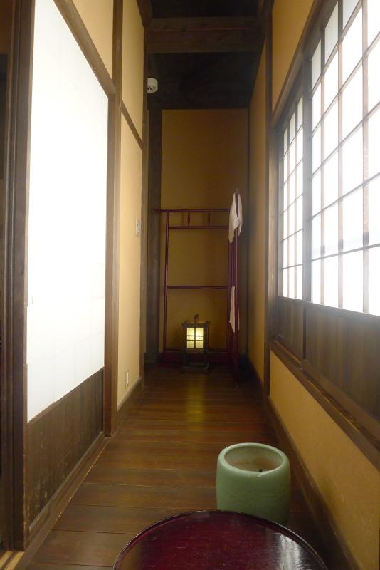 伊豆高原_きらの里の廊下