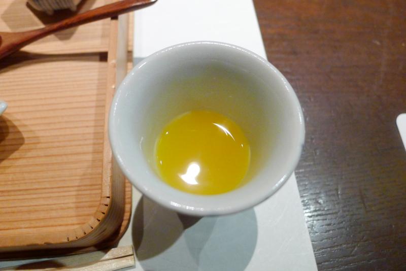 伊豆高原_きらの里の夕食「食前酒」