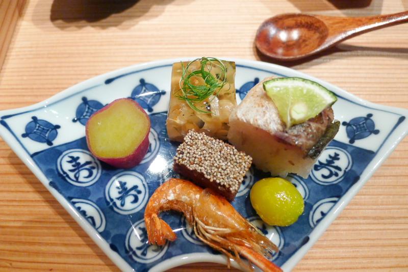 伊豆高原_きらの里 夕食「前菜」