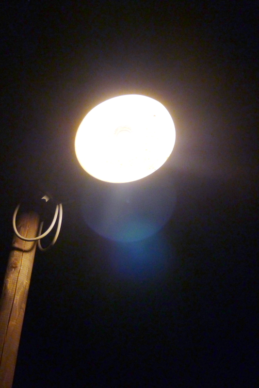 伊豆高原_きらの里の夜の風景