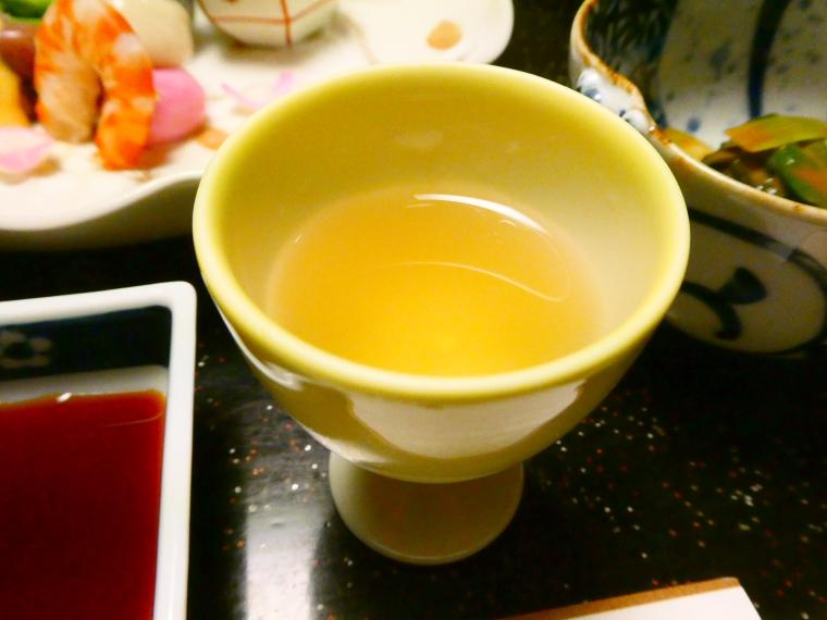 熱海_さくらや旅館_夕食 食前酒