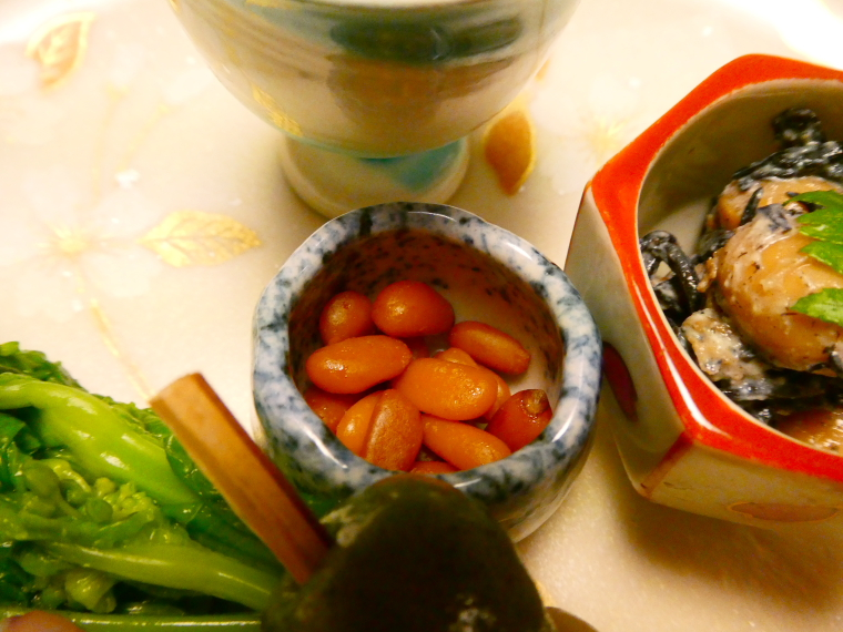 熱海_さくらや旅館_夕食 膳菜