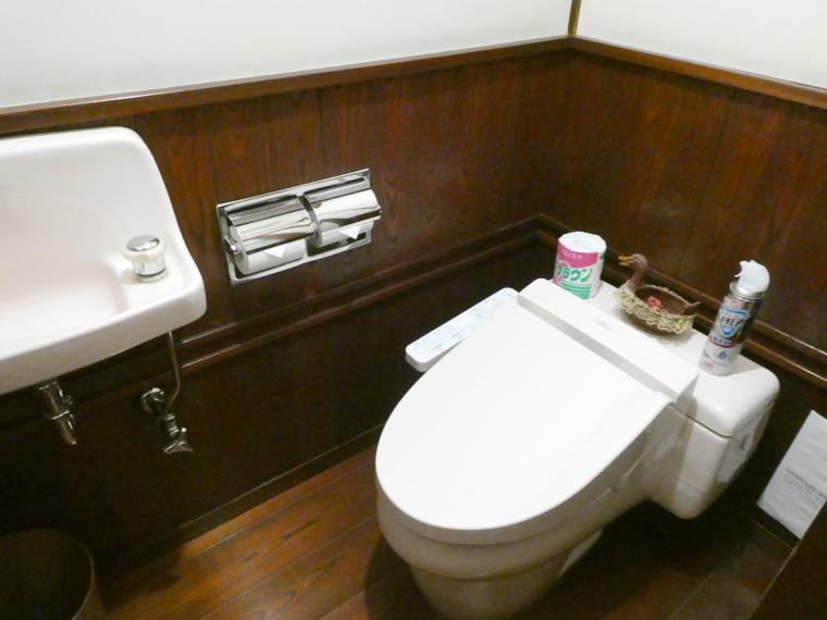 熱海_さくらや旅館_部屋のトイレ