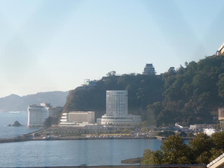 熱海_さくらや旅館_客室からの景色