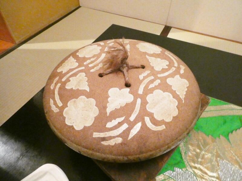 伊豆高原_茄子のはな 夕食の焙烙 金目鯛