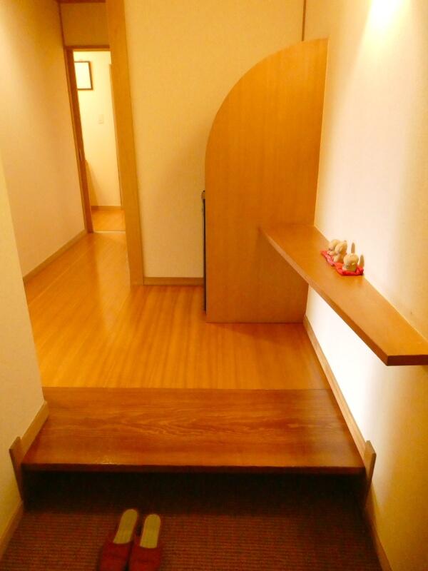 伊豆高原_茄子のはな まめの間の玄関