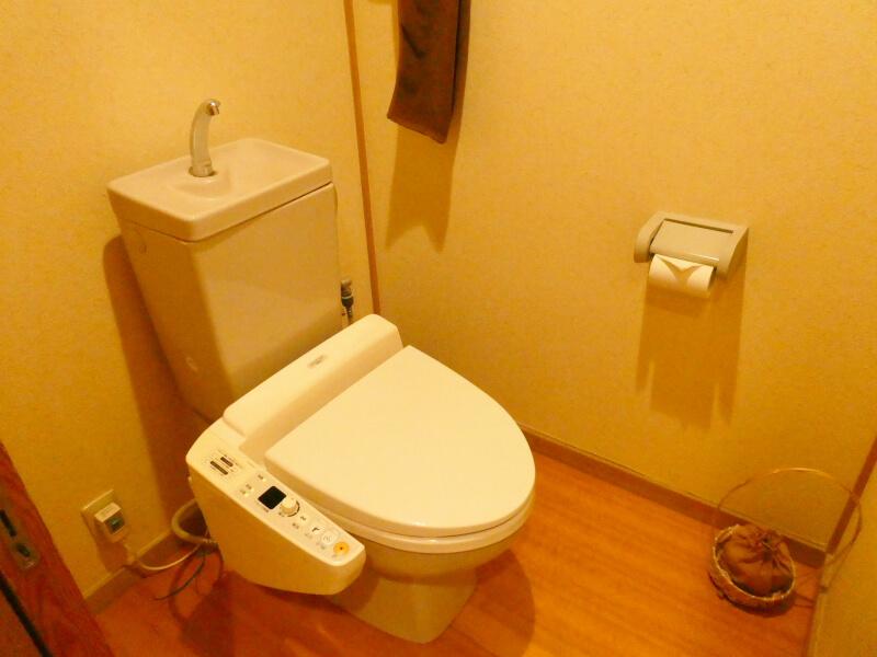 伊豆高原_茄子のはな トイレ