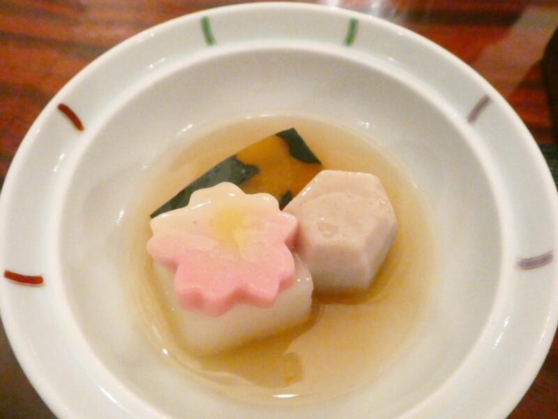 伊香保_香雲館の朝食 煮物
