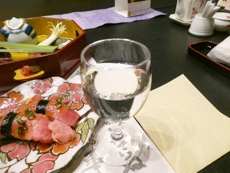 赤湯温泉森の湯 夕食の座付