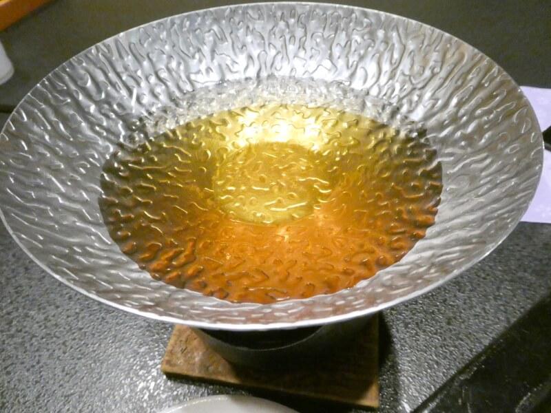 赤湯温泉森の湯の個室食事処