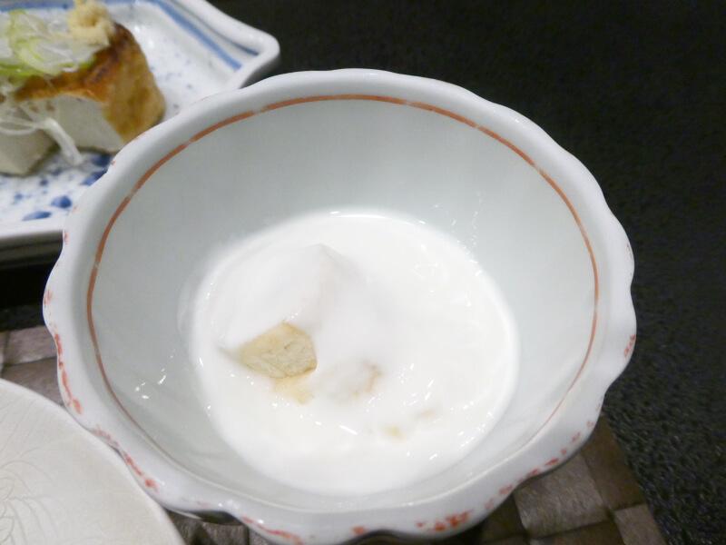 赤湯温泉森の湯の朝ごはん