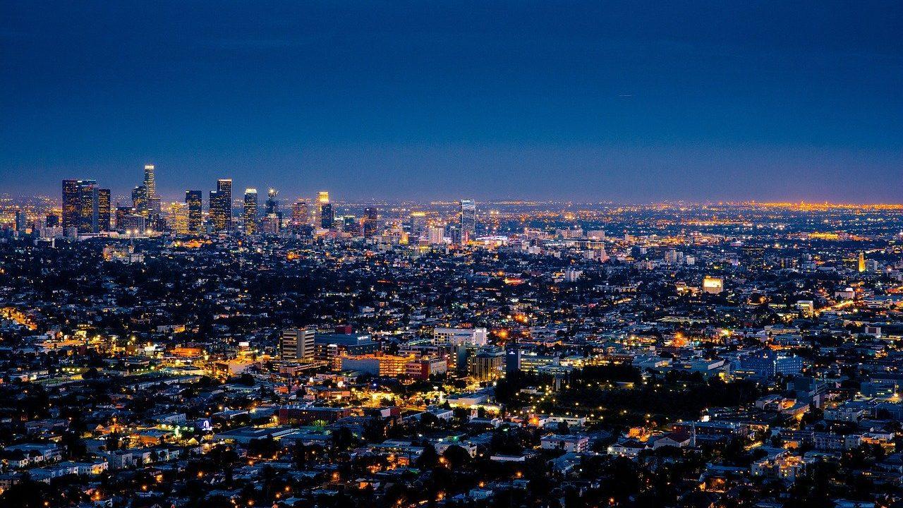 ロサンゼルスを舞台にした映画